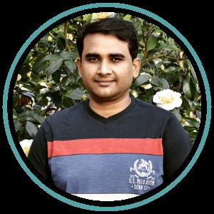 Santosh Kumars headshot